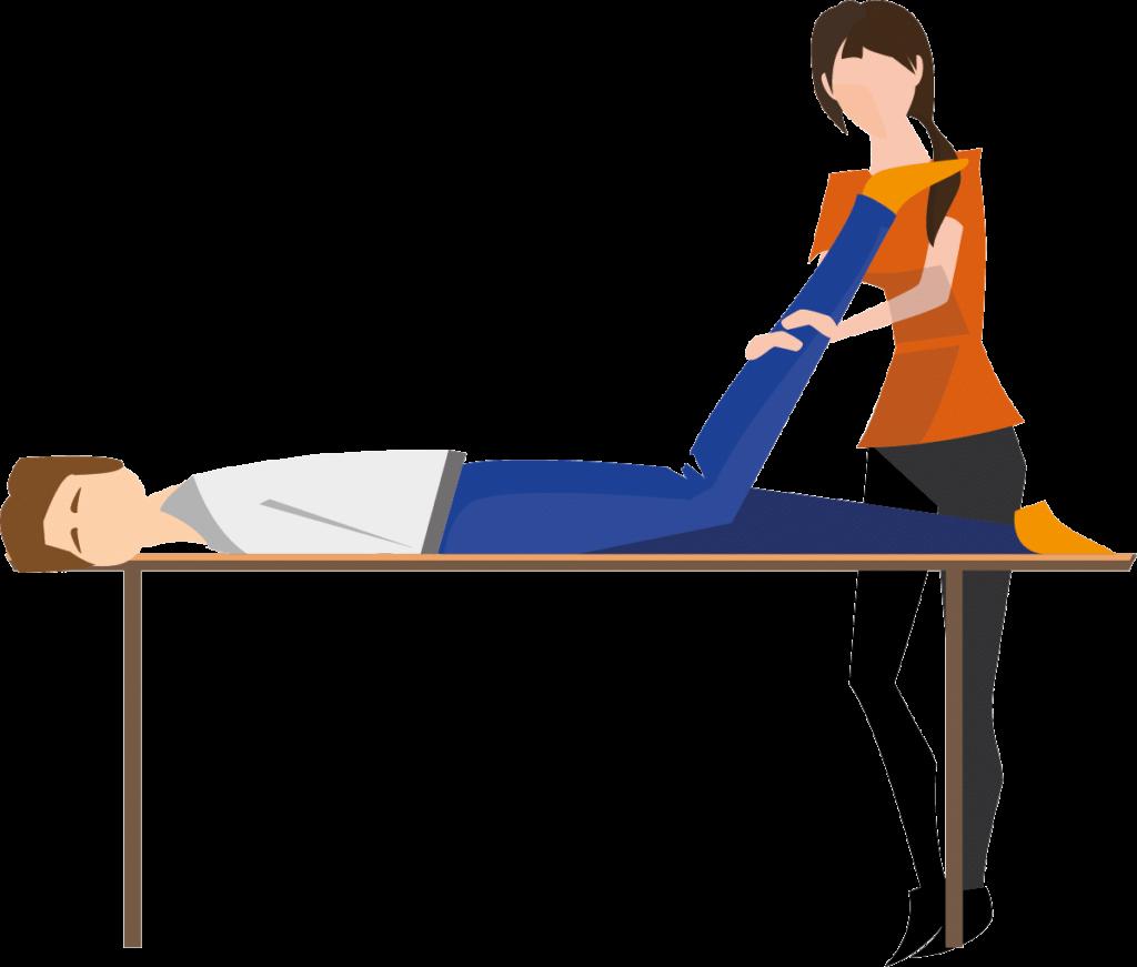Bedrijfsfysiotherapie op locatie
