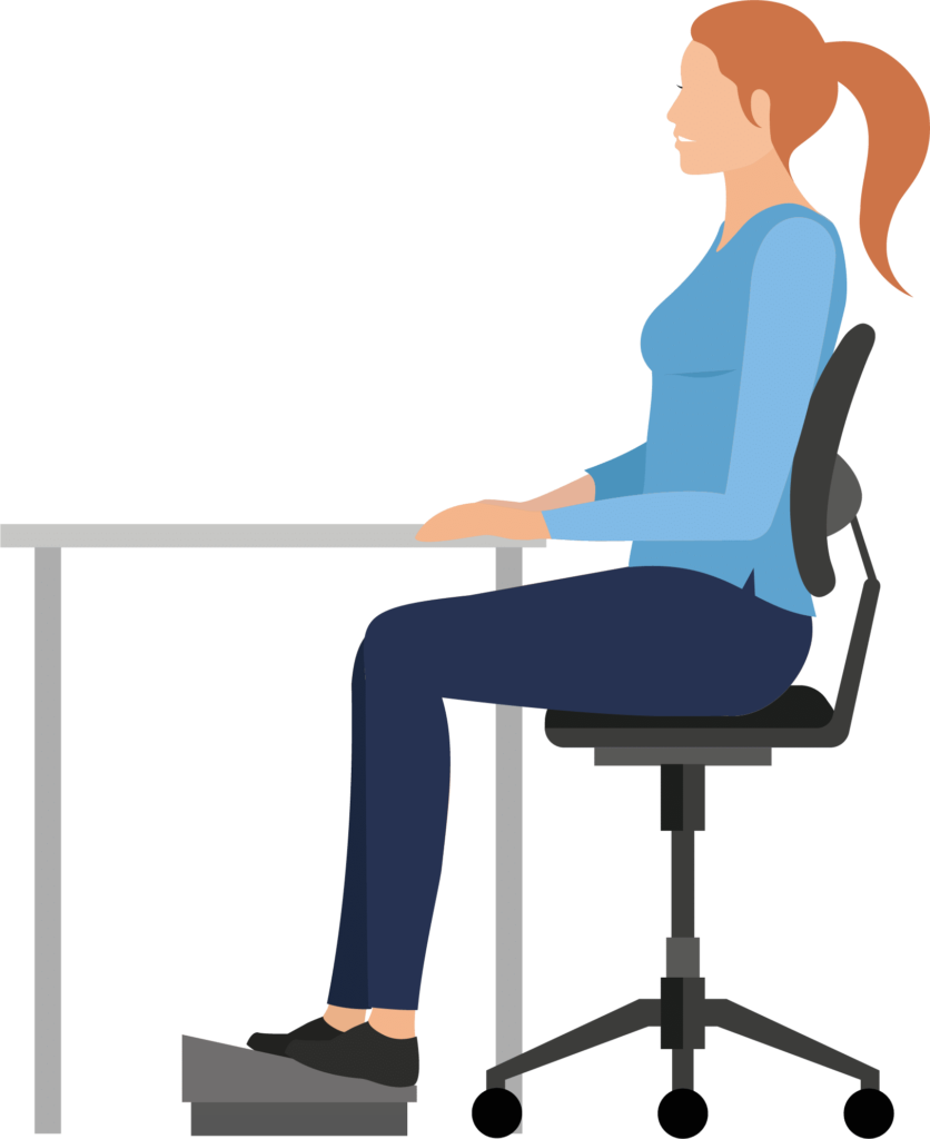 Stoelmassage inclusief werkplekadvies