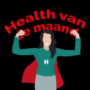 Health van de maand